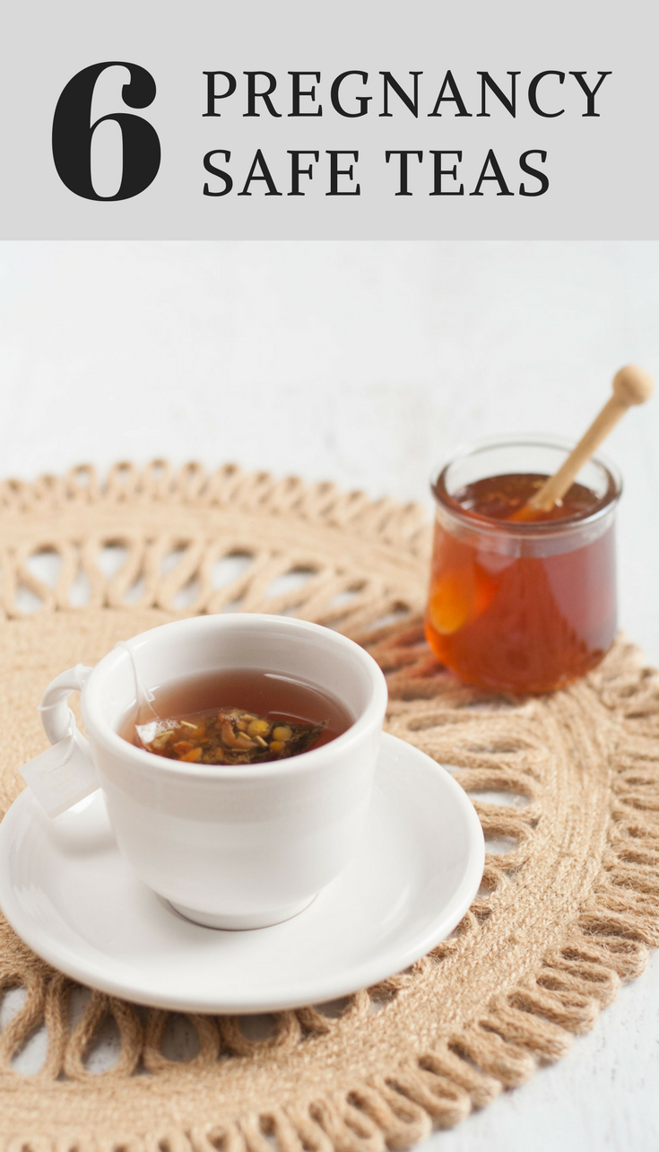 List Of Safe Teas To Drink During Pregnancy