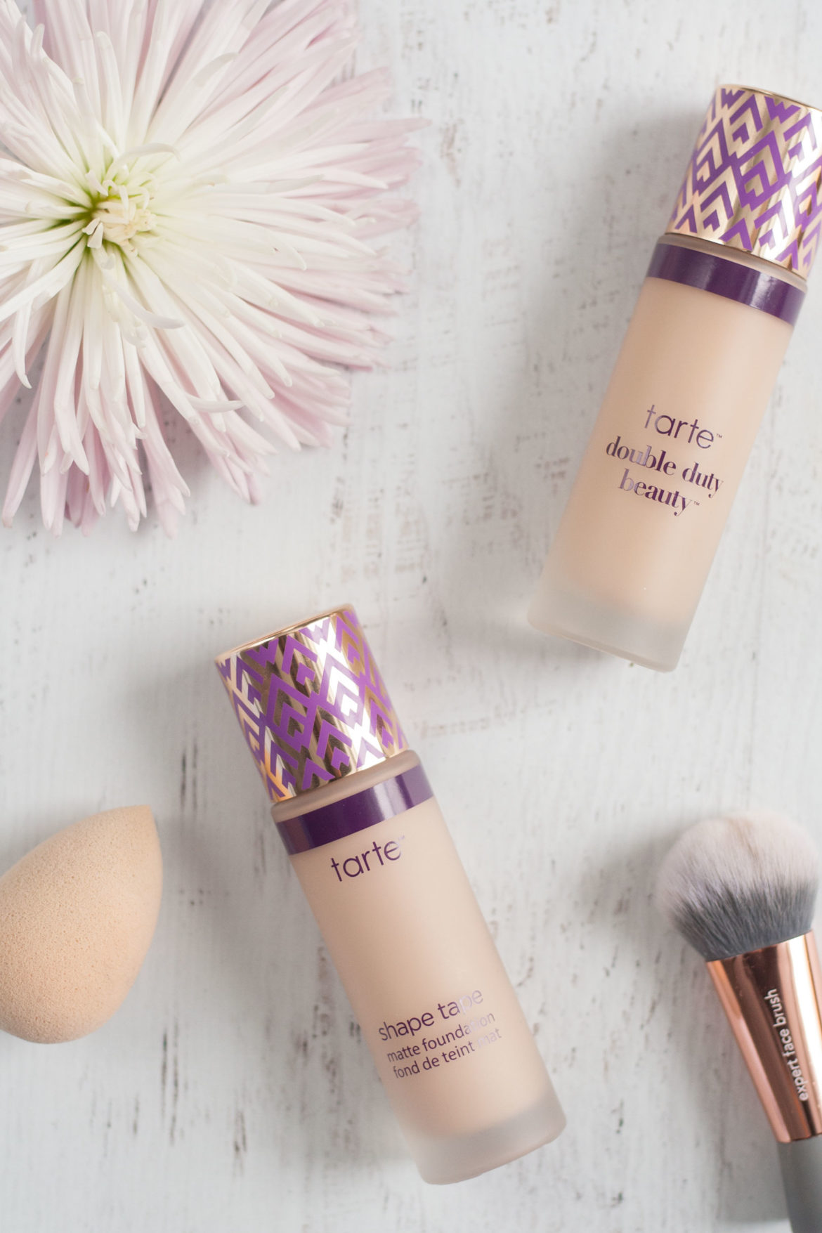 Tarte Shape Tape Foundation Bit Bauble Matte I Have Combination Oily Skin Say That Not To Be Unique And More Complicated Than Others But Because Im All Over Also Dry In Any
