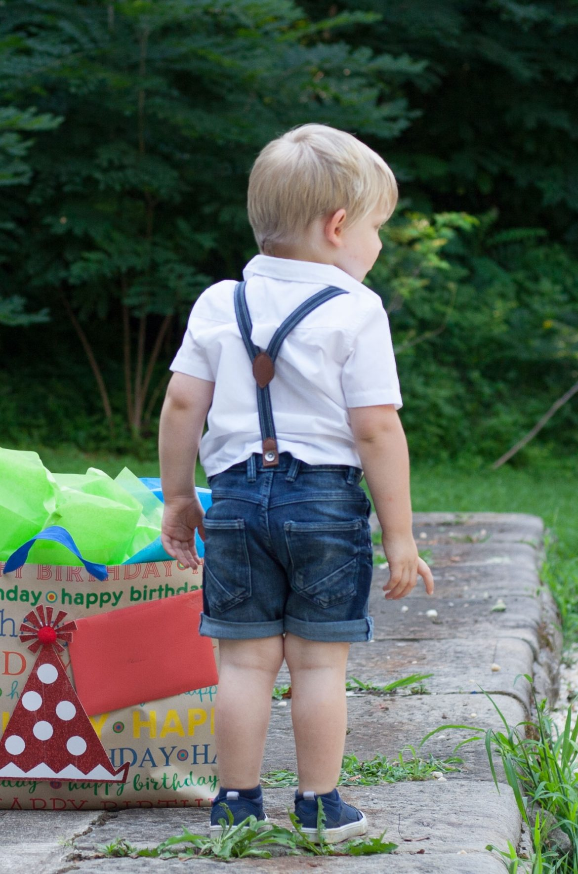 SUMMER BIRTHDAY OUTFIT FOR BOYS