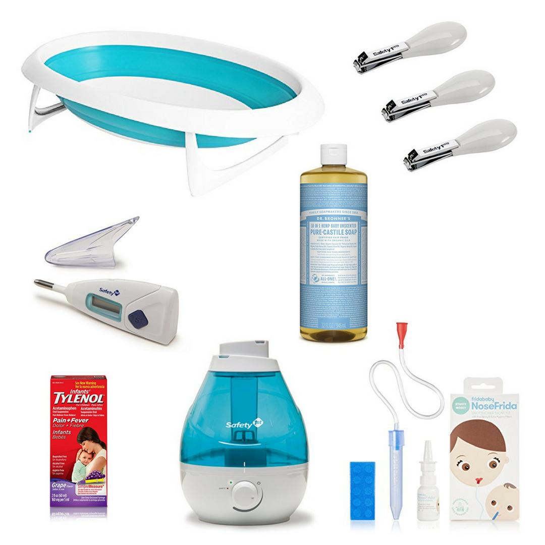 baby registry essentials best top baby gear items safety health bath