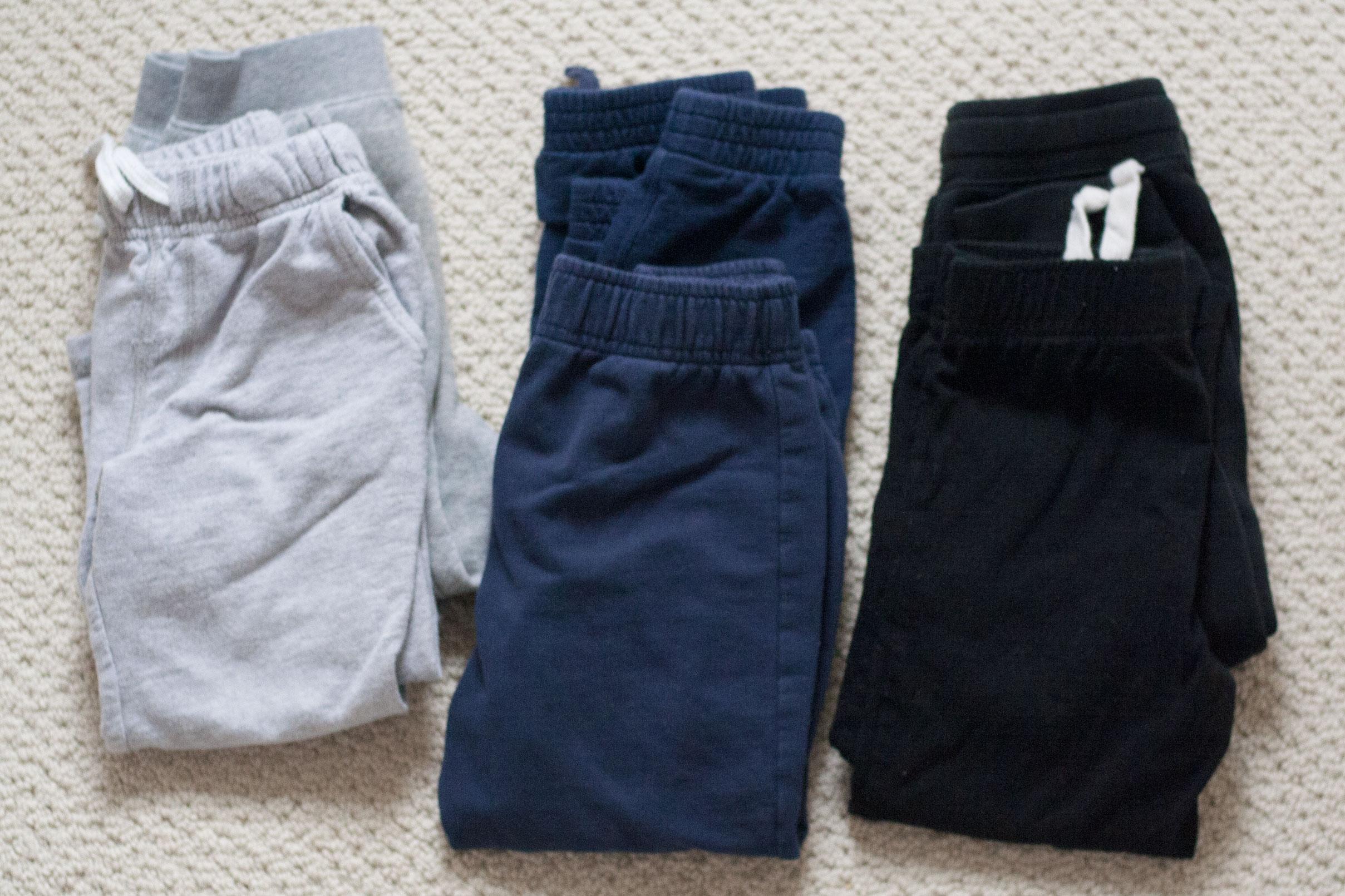 toddler boy capsule wardrobe ideas