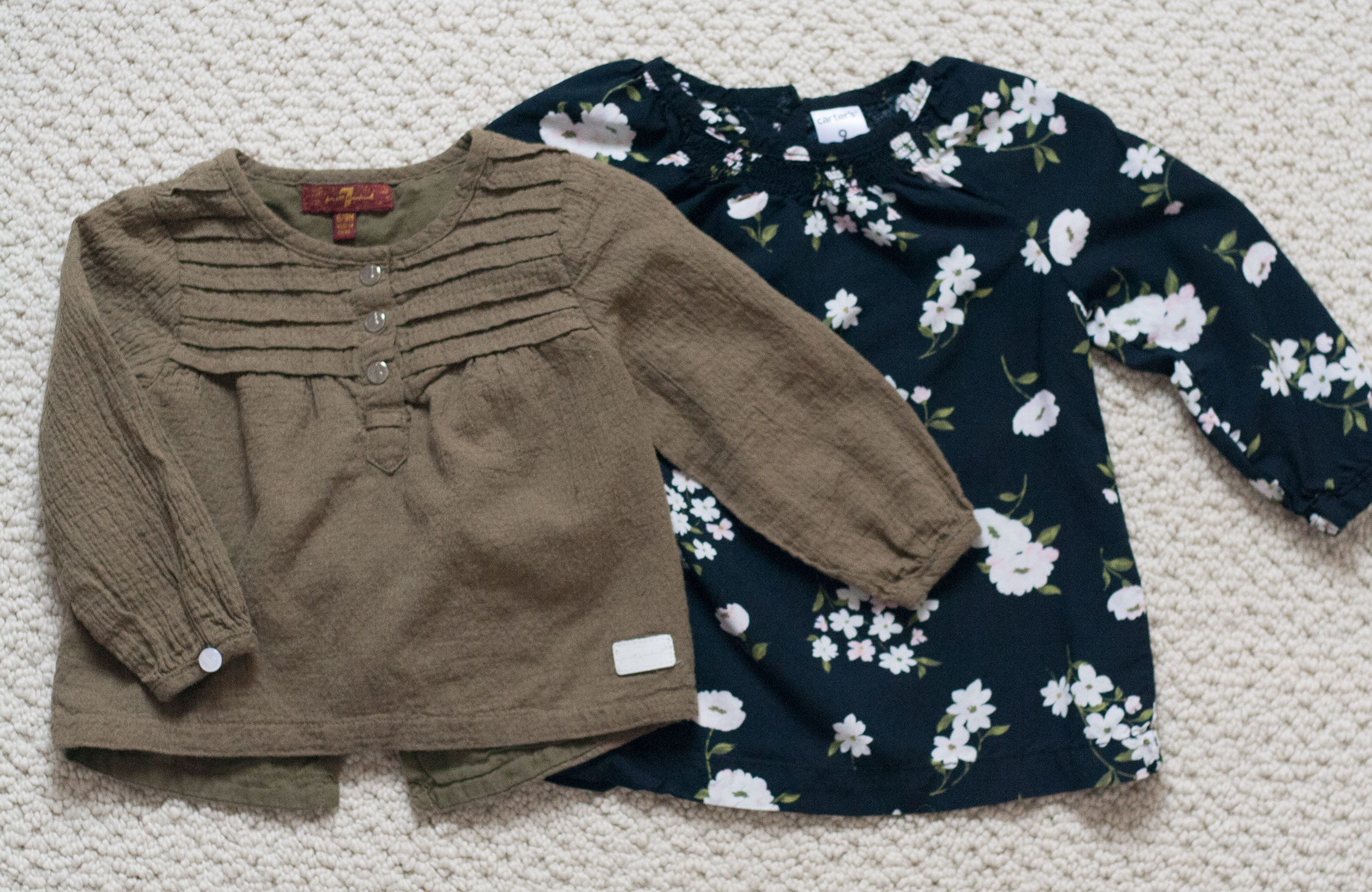 baby toddler girl fall winter spring capsule wardrobe stylish clothes