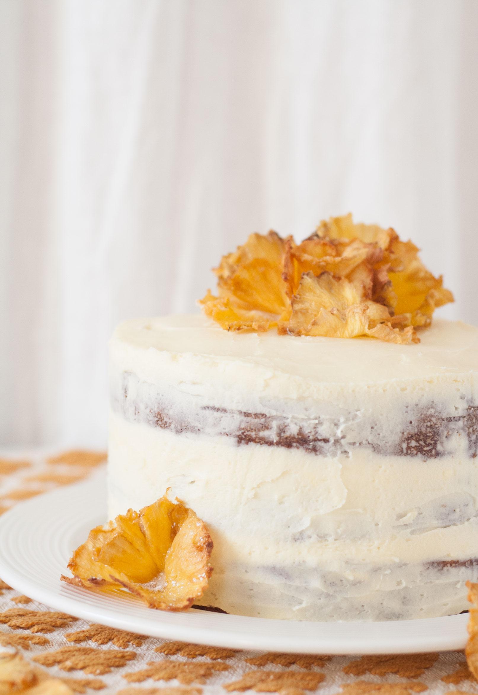 BEST EVER CARROT CAKE - Bit & Bauble