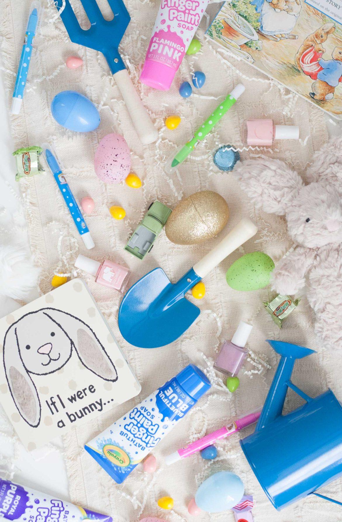 adorable creative easter basket filler ideas amazon toddler kids