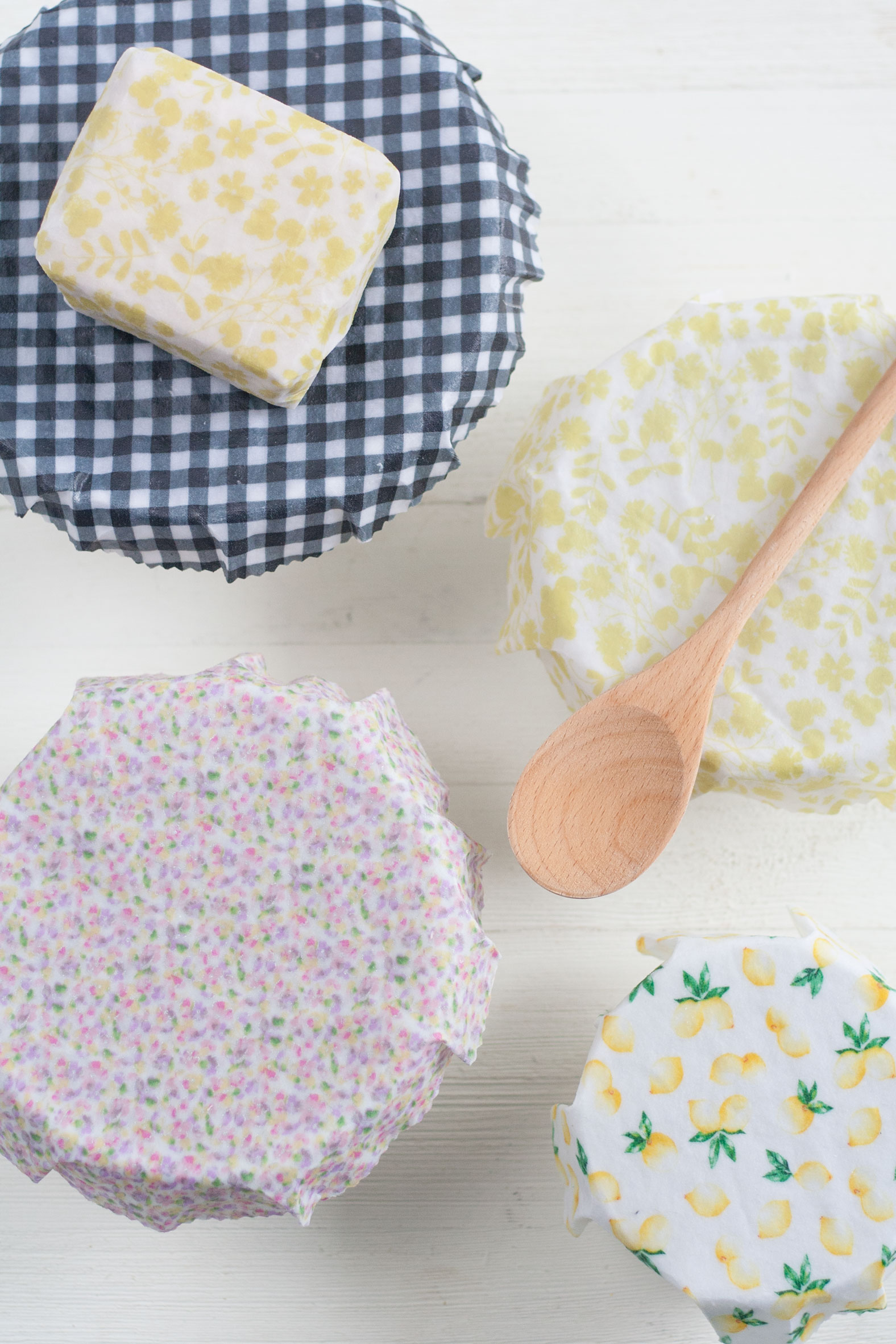 DIY Beeswax Bowl Covers - Bit & Bauble