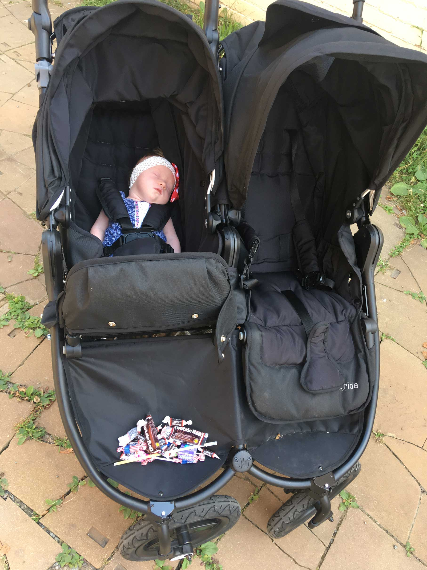 Bumbleride Indie Twin Double Stroller Review Bit Amp Bauble